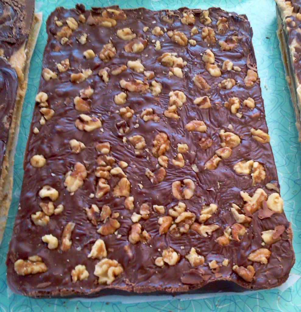 chocolate-walnuts