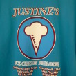 Justine's Logo T-shirt (front)