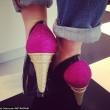 ladies shoes-cones