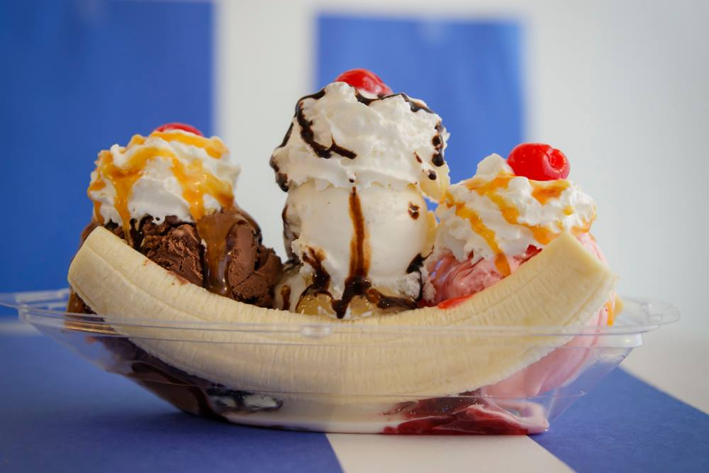 banana split day national banana split day national banana split day ...